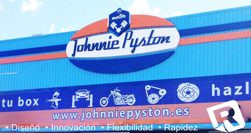 Johnnie-Pyston